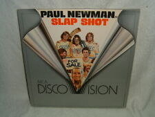Slap Shot MCA Discovision Laserdisc Video Disc Movie Paul Newman Hockey Hanson