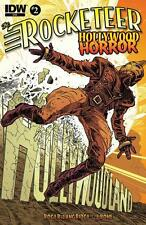 Rocketeer Hollywood Horror #2, NM 9.4, 1st Print, Unlimited Shipping Same Cost