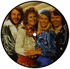"ABBA Waterloo 40th Anniversary Picture Disc 7"" Vinyl Limited Numbered 2014"