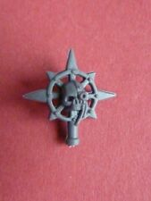 Chaos Space Marine Tactical PERSONAL ICON - Bits 40K