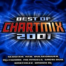 Chart Mix-Best of 2001 Hermes House Band, Daddy DJ, Kai Tracid, Dj Quic.. [2 CD]