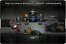 NEW StarCraft II 2: Wings of Liberty Collector's Edition Video Game -Battle Pets