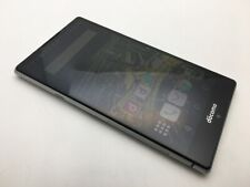 SHARP SH-03G AQUOS ZETA IGZO CRYSTAL ILLUMINATION ANDROID UNLOCKED BLACK