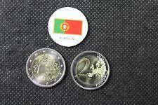 PORTOGALLO 2007 2 EURO COMMEMORATIVO 50° ANNIVERSARIO TRATTATI DI ROMA ToR