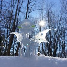 "FOUR HORSIES MADDIE 6"" ABS PLASTIC FIGURE SPIRIT WORLD CLEAR BIGSHOT TOYWORKS"