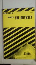 Homer's The Odyssey (Cliffs Notes) 2nd Edition by Robert J. Milch  (Author)