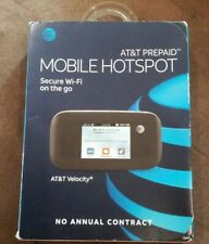 ZTE AT&T / Cricket Wireless Velocity™ (MF923) Mobile Hotspot, New, Sealed