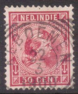 "NED INDIE  Squared Circle  POSTMARK / CANCEL  ""KEBOEMEN""    1900"