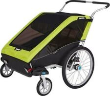 Chariot XT2 Thule Croozer Trailer Buggy Fahrradanhänger inkl. Zubehör NEU & OVP