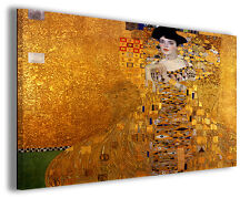 Quadro moderno Gustav Klimt vol VIII stampa su tela canvas pittori famosi