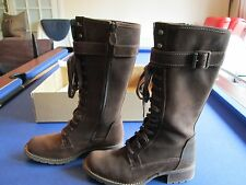 LADIES TIMBERLAND NORDIC SUEDE BOOTS