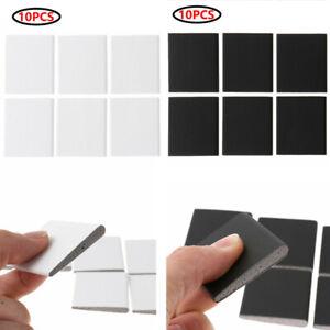 "10 Door Corner Seal Adhesive Exterior Frame Wedge Draft Stopper Weather Strip 2"""