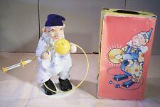 """07 017 DDR Mechanische Puppe """"Clown mit Ball"""""""
