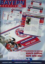 Programm 1999/00 FC Bayern München - VfL Wolfsburg