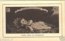 Religion - cpa - Memento Bethlehem - Puer Jesu in Praesepio ( i 683)