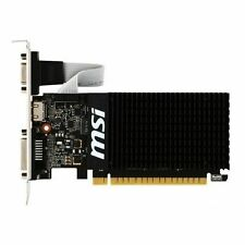 MSI 2GB Memory DDR3 Computer Graphics & Video Cards
