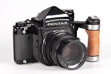 Pentax 67 Medium Format SLR Film Camera with 105 mm lens Kit