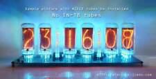 12V-[*No Tube,No enclosure]-DIP-DIMMER-Pluggable-IN-18 6-Tube NIXIE Clock