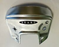 JC Higgins Sears Spaceliner vintage bicycle tank lights only dash dashboard