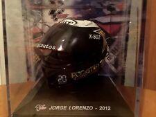 JORGE LORENZO CASCO X-LITE 2013  NUEVO 1/5 IXO/ALTAYA