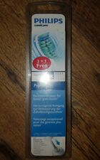 Philips Sonicare pro results standard toothbrush heads x4 HX6014.