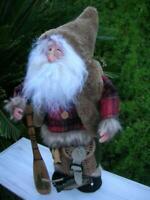 """"""" Santa Fisherman """"   - Christmas - OOAK !!!!  By Barbora"""