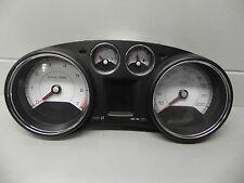Peugeot 308 1.6i Benzin KM Kombiinstrument Tacho 9665107580 Instrument Cluster