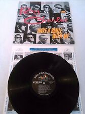 RAY CHARLES - HAVE A SMILE WITH ME LP EX!!! ORIGINAL U.S ABC STEREO ABCS-495