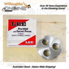 Lee Precision 3 Hole Turret For Pro 1000 Progressive Press Reloading Gear