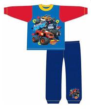 Boys Official Blaze and the Monster Machines Long Sleeve and Leg Pyjama PJ Set