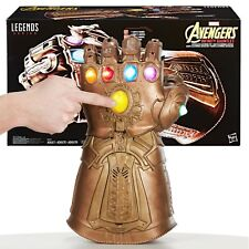 Thanos INFINITY GAUNTLET Articulated Electronic Fist Marvel Legends Avengers NIB