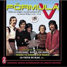 FORMULA V-1968-1975-2CD
