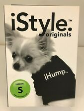 iHump Dog Sweater ( iStyle Originals ) Size : Small