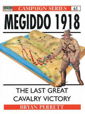 Megiddo, 1918: The Last Great Cavalry Victory (Osprey Military Campaign S.).