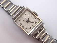 High Quality Vintage Paul Buhre ladies watch with Gay Freres band bracelet