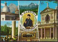 AD3481 Teramo - Provincia - San Gabriele dell'Addolorata - Vedute