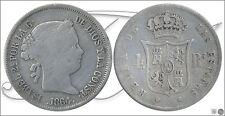 España - Monedas Isabel II- Año: 1864 - numero 00406 - BC- 4 Reales 1864 Barcelo