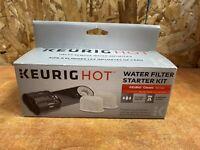 Keurig Hot Water Filter Starter Kit Classic Series Replacement Cartridge