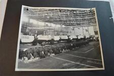 Vintage Photo RARE 1948 Davis Divan 3 Wheel Car Factory Assembly Line 892014