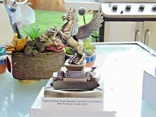 Novelty Pegasus Horse Ashtray With Refillable Lighter USA Stocked And Shipped