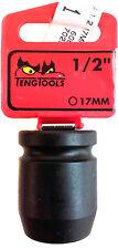 Teng outil 920517-c avec 1.3cm MOTEUR 101780401 Douille impact 6pnt hex 17mm