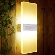 6W Wandleuchte Wandlampe Warmweiß LED Effektlampe Flutlicht Flurlampe Strahler