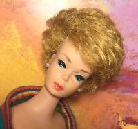 Vintage Barbie Bubble Cut Ash Blonde THE DELICATE FEATURES YOU CRAVE!