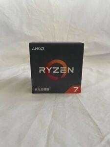 AMD  Ryzen 7 2700x 3.7 GHz 8 Core AM4 Boxed CPU