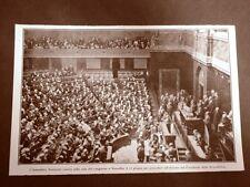 Elezioni in Francia 13 giugno 1924 L'Assemblea Nazionale elegge Gaston Doumergue