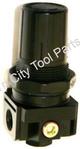 D27253 Air Compressor Regulator  4 Port   Porter Cable   **  Genuine OEM  **