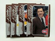 2008-09 OPC O-PEE-CHEE lot of 4 LEGENDS SP's