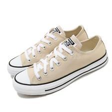 Converse Chuck Taylor All Star OX Khaki White Men Women Unisex Shoes 168580C