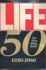 LIFE   THE FIRST FIFTY YEARS HBDJ WW2 HOLLYWOOD JFK VIETNAM NASA SPORTS MONROE