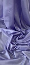 Lilac Habotai Silk Lining Fabric 45'' PRICE PER METER